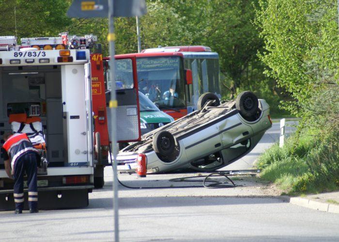 Fachanwalt für Verkehrsrecht München - Verkehrsunfall - Unfallregulierung